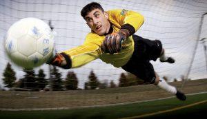 Soccer Goalie. Carson Title Loans
