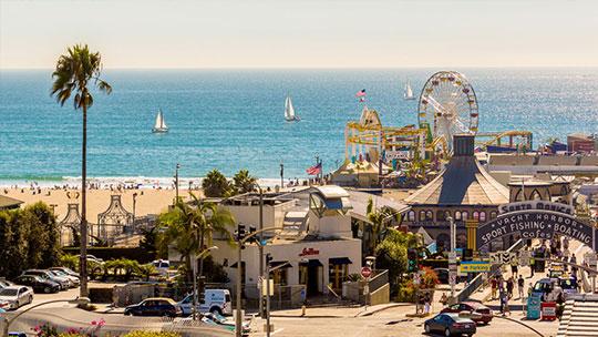 Car Title Loans Santa Monica. Santa Monica Pier