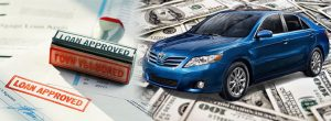 San Francisco Auto Title Loans. Car, Money, Loan Approved