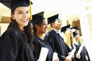 College Graduates. Orange Title Loans