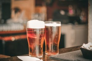 Beer at a brewery. Title Loans Express Anaheim can help you get a loan!
